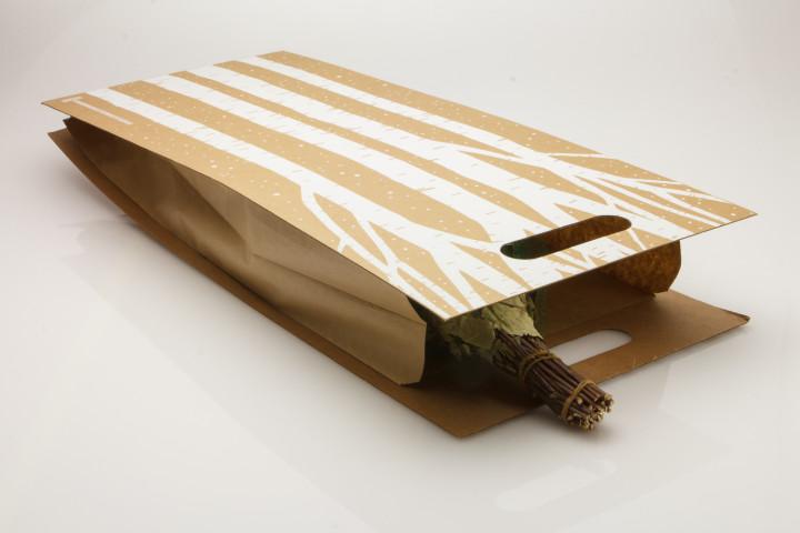 Упаковка для веника