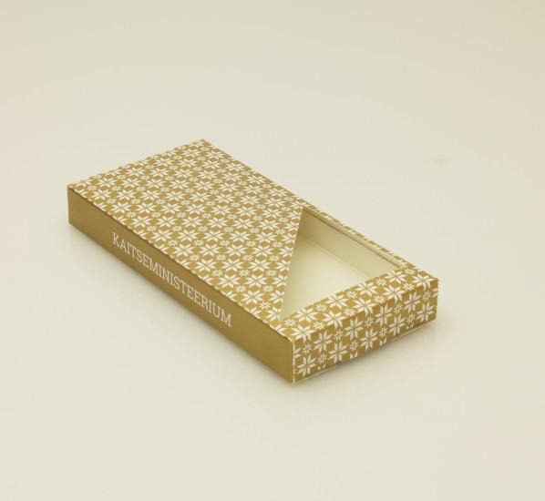 Коробка для Министерства обороны