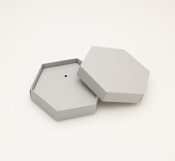 Шестиугольная коробочка
