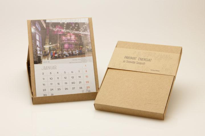 Kalenteri lahjaksi