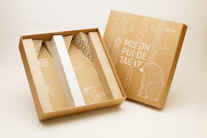 Подарочная упаковка RMK, 1