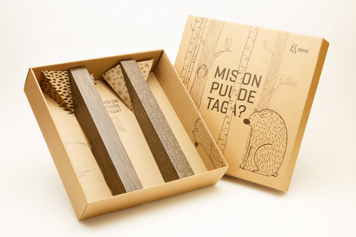 RMK подарочная упаковка, 2