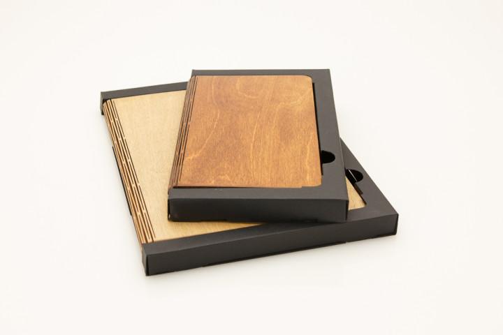 Коробка для книжки из фанеры