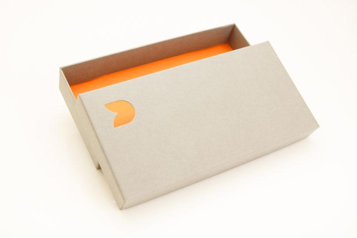 Biznesa dāvanu kastīte