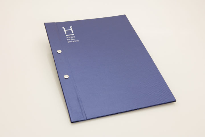 Covers for Hestia hotel services