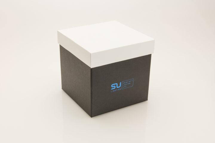 Lighting product box